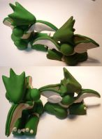 Scyther No Scything by ChibiSilverWings