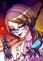 129 KeyWord Commission: Dr.Inquitious+ Sadistic by Mako-Fufu
