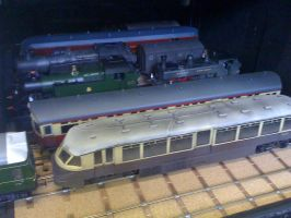 Rolling stock models assembly by YanamationPictures