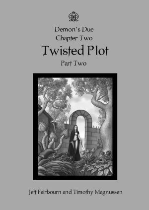 Twisted Plot, Part 2 Cover Image by faile35