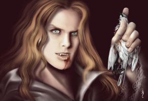 Lestat the Vampire by nell-fallcard