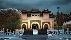 iNfraRed - Chinese Gardens 5 by shin-ex