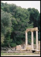 Ancient Olympia by Fencer-Fairy-13