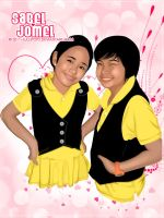 Sabel and Jomel by Lullipops