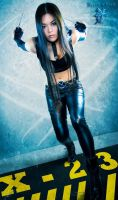 X-23 Strike by LoneShadow-Wolf