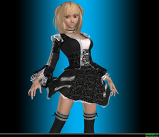 Misa Gothic by Dangerboy3D