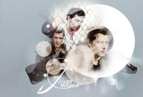 Joseph Morgan by Miss-deviantE