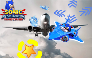 Sonic and All Stars Racing Transformed wallpaper 1 by hedgehognetworks
