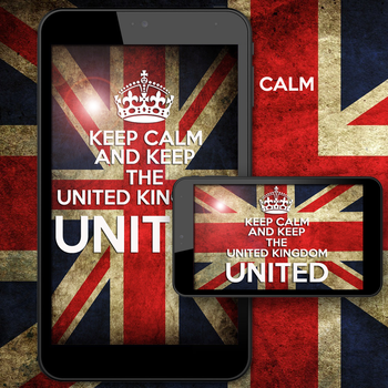 Keep United Kingdom United Mobile Wallpaper by yereverluvinuncleber