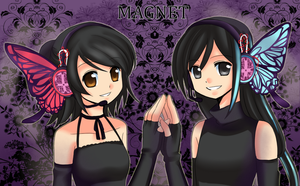 -Magnet- Nami and Yuki Ver. by Na-Nami