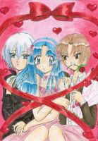 Happy Valentine's Day by Tamao