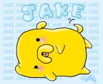 Squishy Jake by GracieCouture