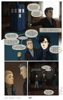 The Non-Deductive Enigma (pg. 03) by LimitBreakComics
