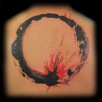 Sumi Enso by thesumitattoo