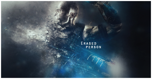 Erased person by Sharzn