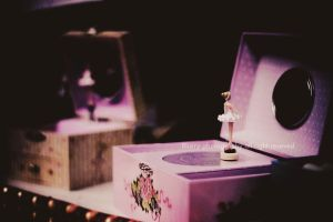 The Music Box by Blurry-Photography