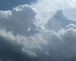 Cloud Stock 8 by LovelyBStock
