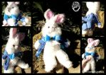 White Rabbit from Alice in Wonderland by SonsationalCreations