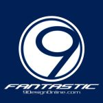 Fantastic 9 Logo by Actnup