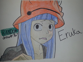 Eruka by RANDOM-drawer357