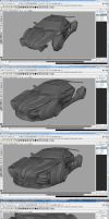 Concept Car WorkFlow Part 2 by agwesh