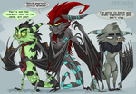 SUGAR-COATED BABY BATZ by A7XSparx