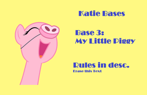 Base 3: My Little Piggy by katelove77