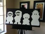 wip - Super Mario Bros 2 pixel art painting by IvanDashSmith