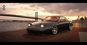 Nissan 240sx by hugerth