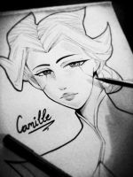 [League Of Legends] New Champion Camille by Xaldeor
