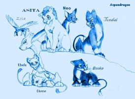 The New Lion King Generation by Aspendragon