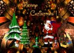 Time bevore Christmas...... by littleriverqueen