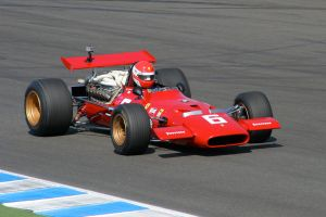1969 Ferrari 312 F1 II by Atmosphotography