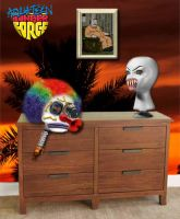 The Clowning- Liveaction ATHF by BoredRobot