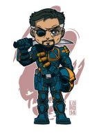 Arrow - Slade by lordmesa