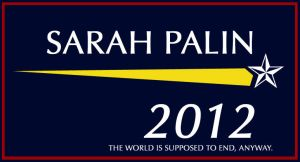 Palin 2012 by anteateradvance