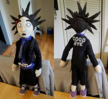 Little Jimmy Urine by Psycho7772
