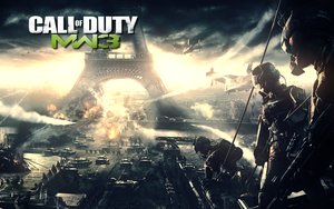 Modern Warfare 3 Paris by GenerationK1LL