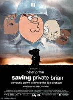 Saving Private Brian by familyguy88
