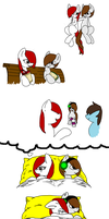 MLP Makayla and Ty! {Missing You] Part 1/2 by RubytheCat12