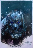 G_Zaffino White Walker cool by SpicerColor