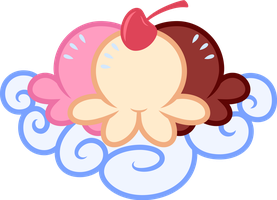 Polly's Cutie Mark [Request] by Lahirien