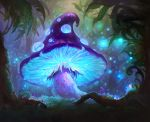 HearthStone Card - Evolving Spores by Nightblue-art