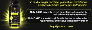 Alpha Cut HD Supplement Trial offer by robin1122