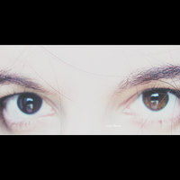 heterochromia. by awfultosee