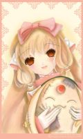 ---:Chobits Fanart:--- by bdog-wings