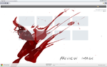 Assassin's Creed II chrome theme by birdgirl69