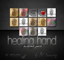 Healing Hand Avatar Pack by PoSmedley