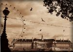 London Cityscape by greenday862