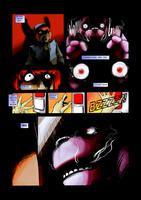 Five Nights at Freddy's : Day and Night page 12 by BrianXKaren